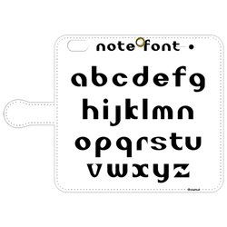 note font -wh